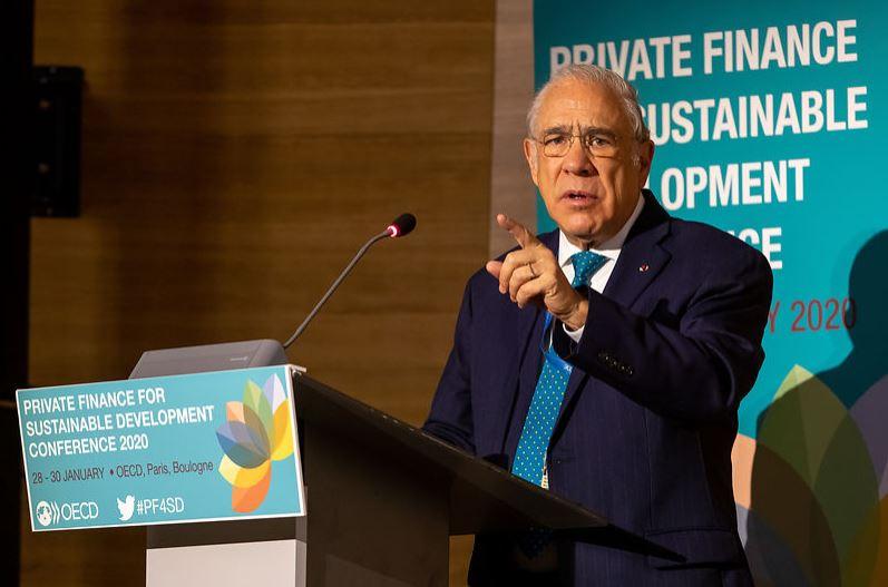 OECD Secretary-General Angel Gurría