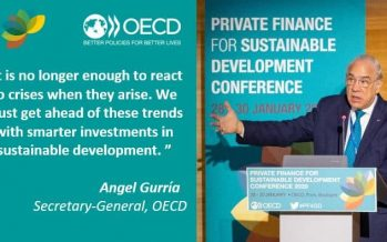 OECD: Private Finance for Sustainable Development