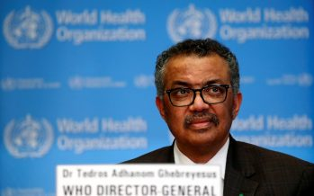 WHO Director-General's opening remarks at the media briefing on COVID-19