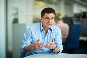 CEO: Richard Hausmann