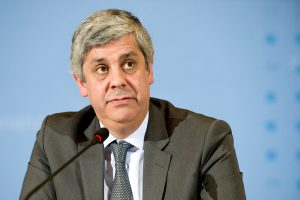 Eurogroup Chairman Mario Centeno