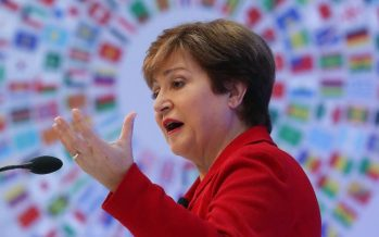 Confronting the Crisis: Priorities for the Global Economy. By Kristalina Georgieva, IMF Managing Director