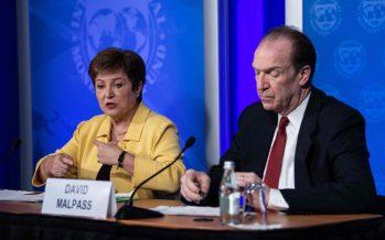 World Bank Readies $160 Billion Emergency Aid Package