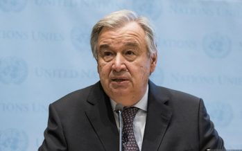UN: All hands on deck to fight a once-in-a-lifetime pandemic