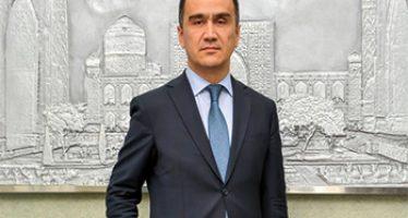 Sherzod Khodjhaev, Deputy Minister for Energy, Republic of Uzbekistan: Uzbekistan Gets to Grips with Challenges of Responsible Electric Power Generation