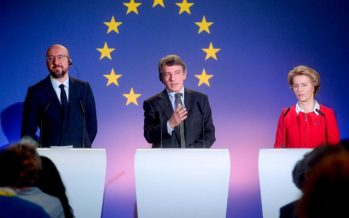 European Parliament: Europe must emerge stronger from this crisis