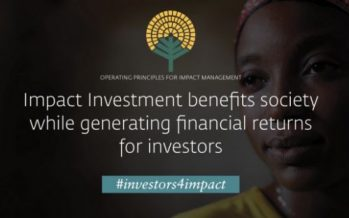 Philippe Le Houérou: Impact investing in the time of COVID-19