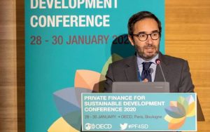 Director of the Development Co-operation Directorate (DCD) at OECD: Jorge Moreira da Silva