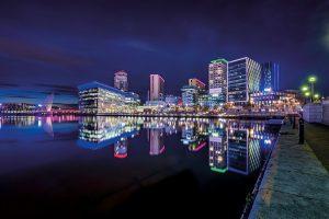 Manchester Media City UK