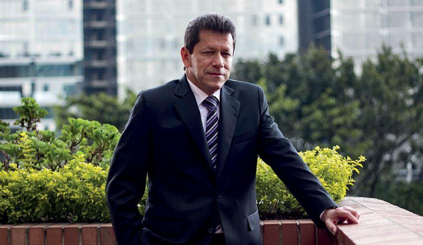 President: Oscar de Jesús Marín