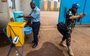 UN Department of Global Communications: United Nations peacekeeping continues vital work amid COVID-19 pandemic