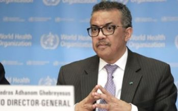 WHO Director-General's opening remarks at the media briefing on COVID-19 – 4 May 2020