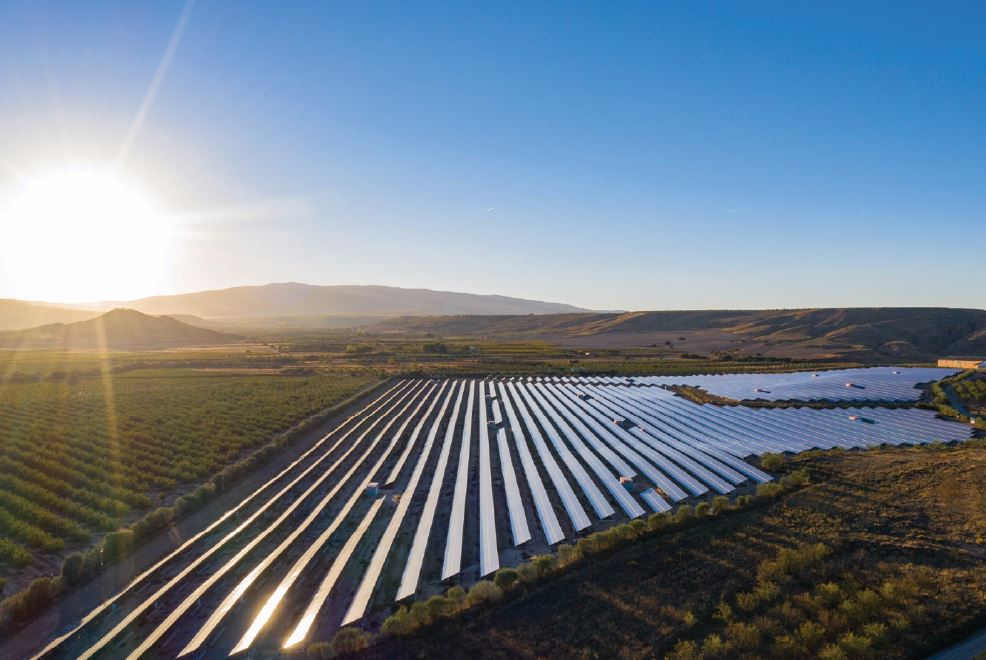 Spain: Arnedo PV Power Plant