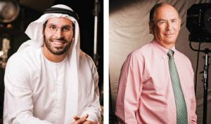 Chairman: Mohamed Al Mubarak and CEO: Michael Garin