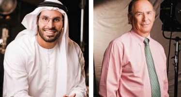 CFI.co Meets the Chairman & CEO of Image Nation Abu Dhabi: Mohamed Al Mubarak & Michael Garin