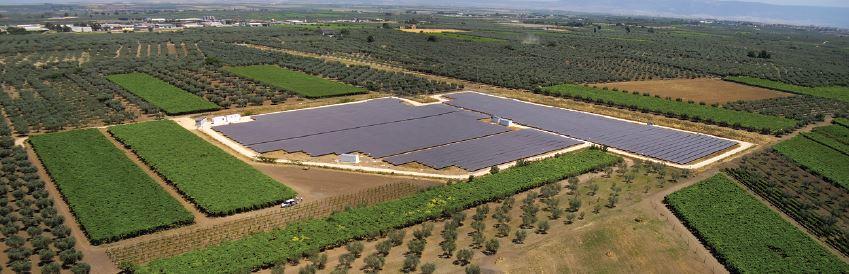 Italy: Constantino Paradiso PV plant