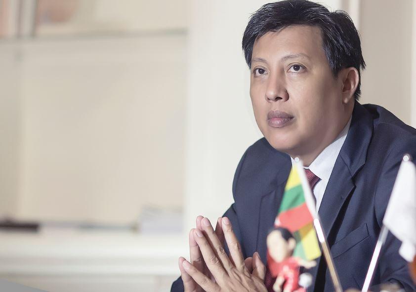 Zaw Zaw, Founder and Executive Chairman