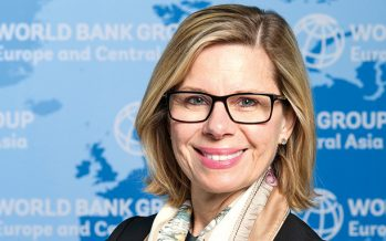 World Bank Vice President for Europe and Central Asia: Interview with Anna Bjerde