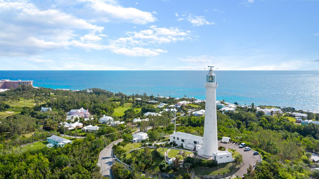 Bermuda: Gibbs Hill Lighthouse
