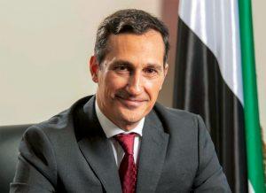 CEO Etihad Credit Insurance (ECI): Massimo Falcioni