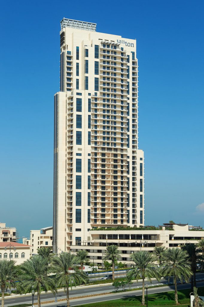 Hilton Doha The Pearl