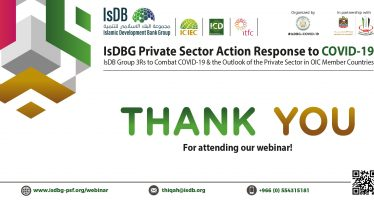 Islamic Development Bank Deploys Sukuk to Counter Corona Impact