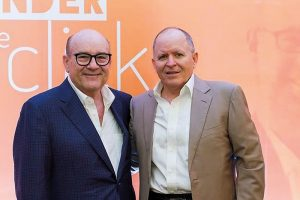 Juan Luis Bosch Chairman & President Capital and Juan José Gutiérrez Chairman & President Foods. Credits: CMI