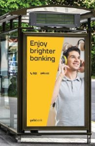 Yelo Bank Ad