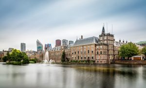 The Binnenhof, where other EU Prime Ministers went to meet Mark Rutte. source: iamexpat.nl
