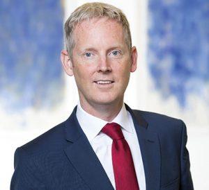 EIB Vice President Andrew McDowell