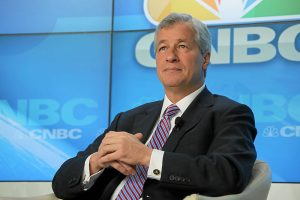 Chairman and CEO of JPMorgan Chase Jamie Dimon