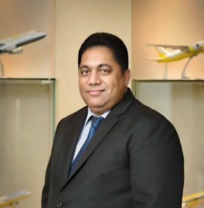 Royal Brunei Airlines CEO Karam Chand