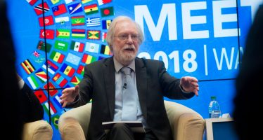 "IFC Insights: Economist Paul Collier on African Recovery – ""It's All Urgent"""