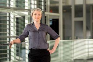 Political Science Professor Charli Carpenter