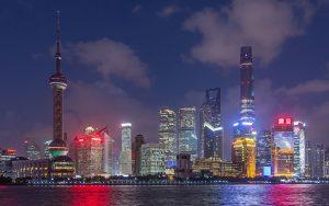 Shanghai by Stefan Fussan
