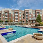 Keller Springs Crossing: Multifamily asset acquired in 2017, located in Dallas, Texas, USA.