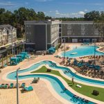 Ridge: Student housing asset acquired in 2018, located in Gainesville, Florida, USA.