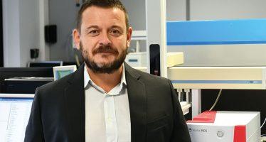 Alpha MOS CEO Pierre Sbabo Pierre Sbabo: Bridging Analytical Metrics