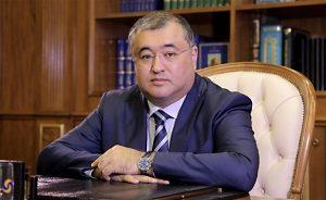 Chairman: Bakhtiyor Fazilov