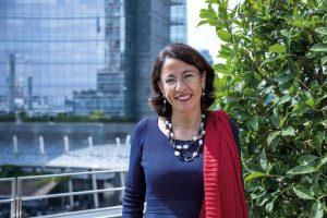 Head of Group ESG Strategy & Impact Banking: Roberta Marracino