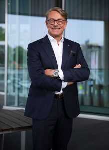 CEO: Johannes Sangnes. Photographer: Ingar Sørensen