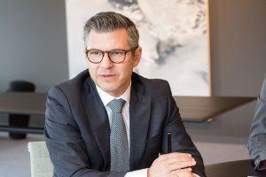 CEO of Basellandschaftliche Kantonalbank (BLKB): John Häfelfinger