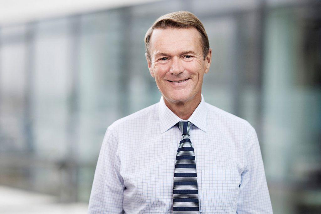 Bankinvest CEO: Lars Bo Bertram