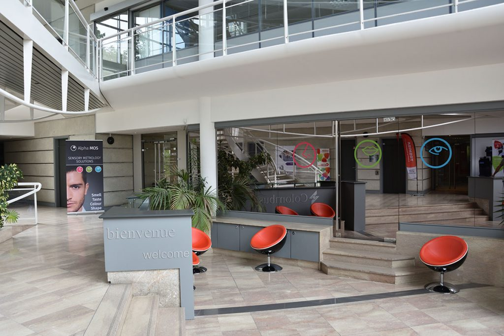 Alpha MOS: Offices in France