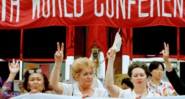 UN News: COVID-19 underscores need to deliver on promise of landmark women's rights conference