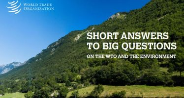 New WTO publication addresses common questions about trade and the environment