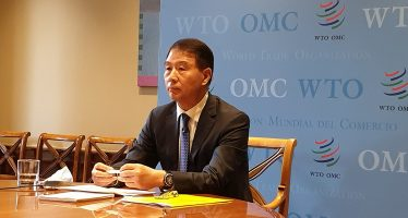 WTO: DDG Yi calls on ministers to ramp up cooperation on trade to bolster economic recovery