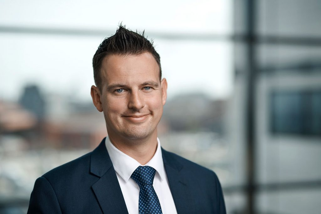 Head of Responsible Investments: Mads Berendt Søndergaard