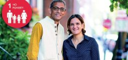 Poverty Myths, and Professorial 'Power Couple' Dispelling Them