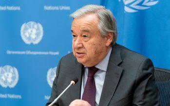 António Guterres: SDG Champion